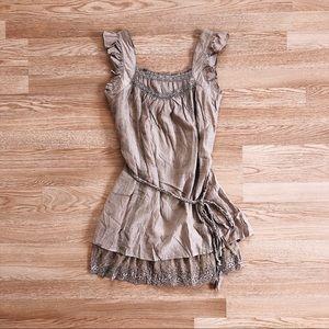 Blu Pepper Boho Dress